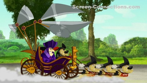[DVD Review] 'Wacky Races: Start Your Engines! - Season 1, Volume 1': Now Available On DVD & Digital From Warner Bros 3