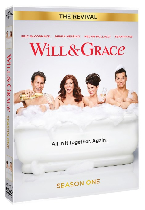 'Will & Grace (The Revival): Season One'; Available On DVD June 12, 2018 From Universal 9