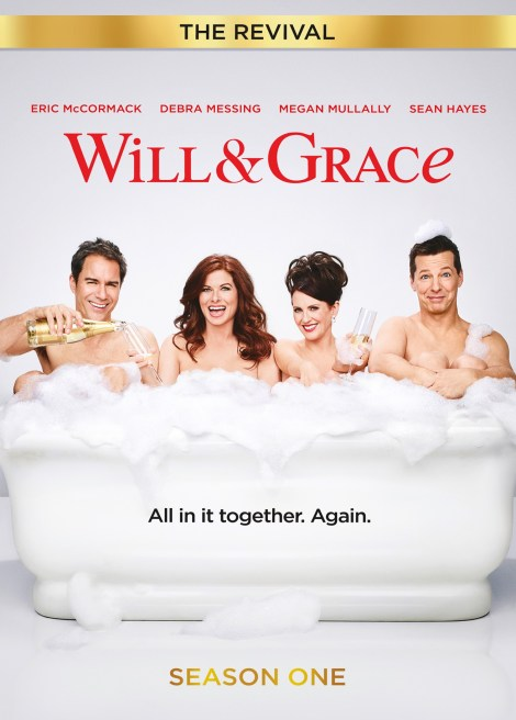 'Will & Grace (The Revival): Season One'; Available On DVD June 12, 2018 From Universal 8