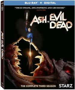 [Blu-Ray Review] 'Ash Vs. Evil Dead: The Complete Third Season': Available On Blu-ray & DVD August 21, 2018 From Lionsgate 1