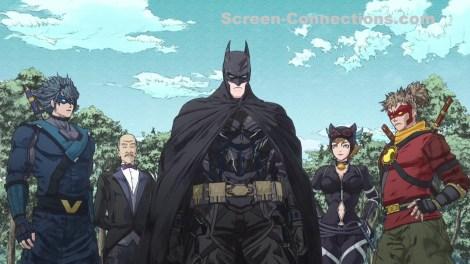 [Blu-Ray Review] 'Batman Ninja': Now Available On Blu-ray, DVD & Digital From DC & Warner Bros 5