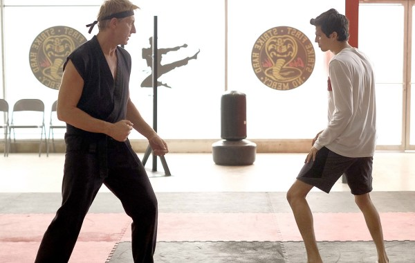 YouTube Red Signs Up For More 'Cobra Kai'; Karate Kid Sequel Series Renewed For Season 2 32