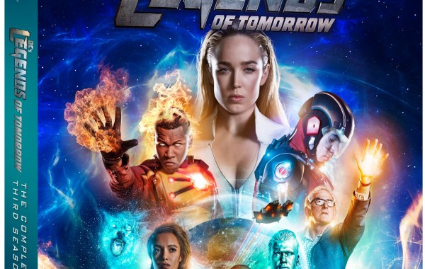 'DC's Legends Of Tomorrow: The Complete Third Season'; Arrives On Blu-ray & DVD September 25, 2018 From DC & Warner Bros 31