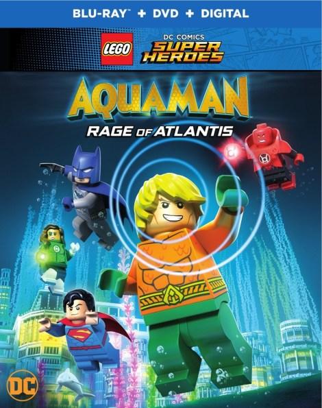 Trailer, Artwork & Release Details For 'LEGO DC Comics Super Heroes: Aquaman - Rage Of Atlantis'; Arrives On Blu-ray, DVD & Digital July 31, 2018 From DC & Warner Bros 4