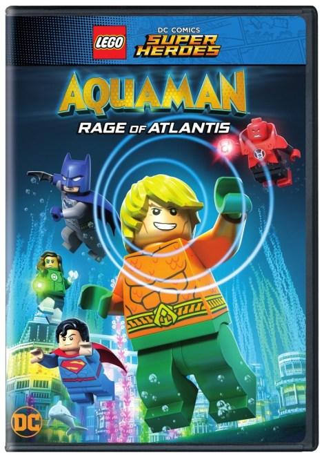 Trailer, Artwork & Release Details For 'LEGO DC Comics Super Heroes: Aquaman - Rage Of Atlantis'; Arrives On Blu-ray, DVD & Digital July 31, 2018 From DC & Warner Bros 6