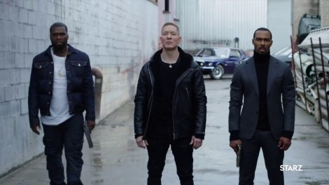 Trust Is A Weapon In The New Trailer & Teaser Poster For Season 5 Of 'Power' 1