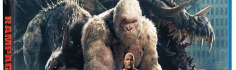 'Rampage'; Arrives On Digital June 26 & On 4K Ultra HD, 3D Blu-ray, Blu-ray & DVD July 17, 2018 From Warner Bros 41