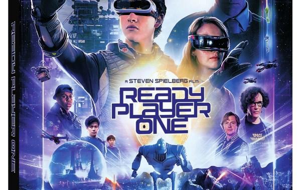 'Ready Player One'; Arrives On Digital July 3 & On 4K Ultra HD, 3D Blu-ray, Blu-ray & DVD July 24, 2018 From Warner Bros 4