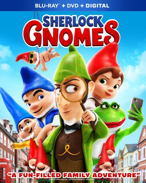 'Sherlock Gnomes'; Arrives On Digital June 5 & On Blu-ray & DVD June 12, 2018 From MGM & Paramount 4