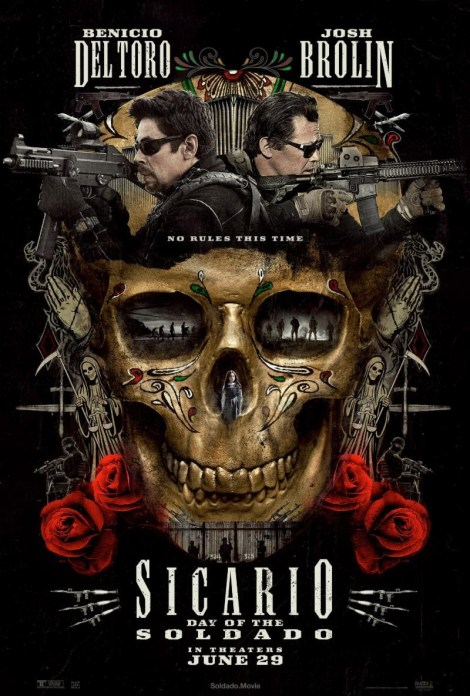 The War Begins In Another New 'Sicario: Day Of The Soldado' Trailer 2