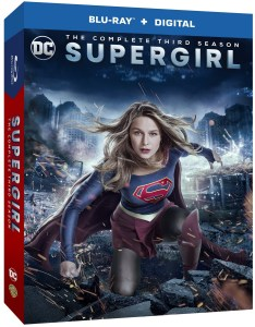 'Supergirl: The Complete Third Season'; Arrives On Blu-ray & DVD September 18, 2018 From DC & Warner Bros 1