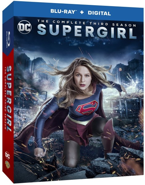'Supergirl: The Complete Third Season'; Arrives On Blu-ray & DVD September 18, 2018 From DC & Warner Bros 3