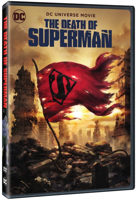 Trailer, Artwork & Release Info For DCU's 'The Death Of Superman'; Arrives On Digital July 24 & On 4K Ultra HD, Blu-ray & DVD August 7, 2018 From DC & Warner Bros 8