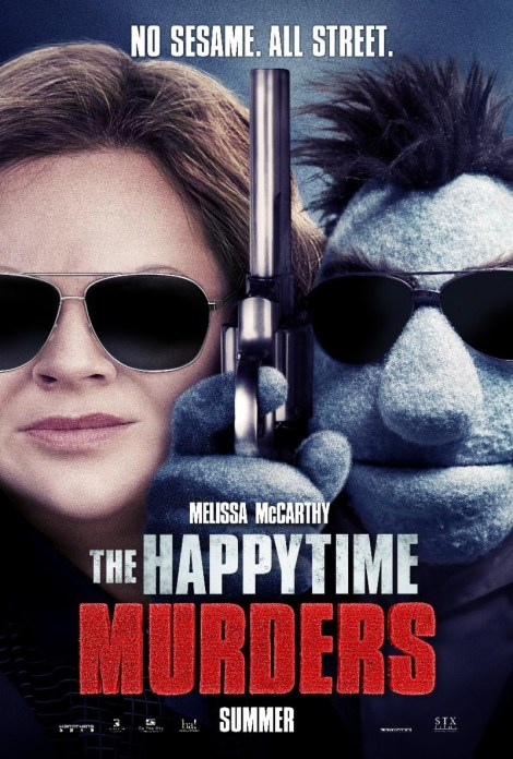 Dive Into The Puppet Underworld With The First Poster & Red Band Trailer For Brian Henson's 'The Happytime Murders' 6