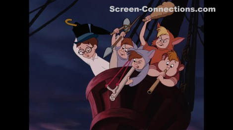 [Blu-Ray Review] Disney's 'Peter Pan: Anniversary Edition': Now Available On Signature Collection Blu-ray & Digital From Disney 7