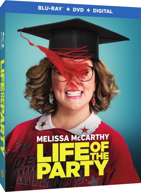 'Life Of The Party'; The Melissa McCarthy Starring Comedy Arrives On Digital July 24 & On Blu-ray & DVD August 7, 2018 From Warner Bros 3