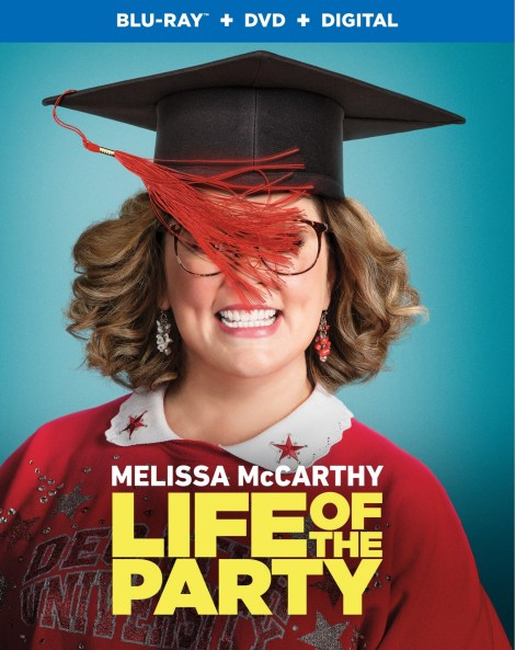 'Life Of The Party'; The Melissa McCarthy Starring Comedy Arrives On Digital July 24 & On Blu-ray & DVD August 7, 2018 From Warner Bros 4