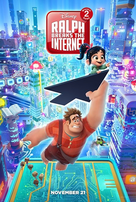The New Trailer For 'Ralph Breaks The Internet: Wreck It Ralph 2' Brings Hilarious Mayhem Galore 6