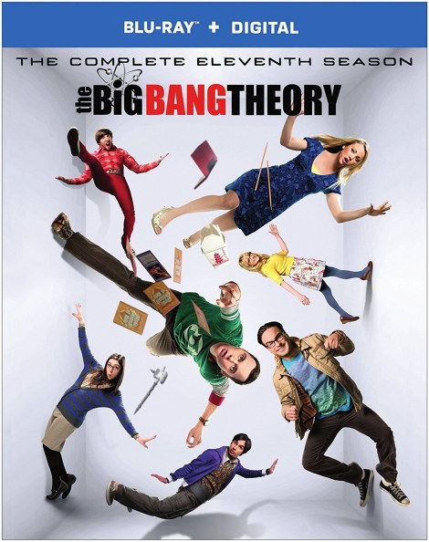 'The Big Bang Theory: The Complete Eleventh Season'; Arrives On Blu-ray & DVD September 11, 2018 From Warner Bros 4