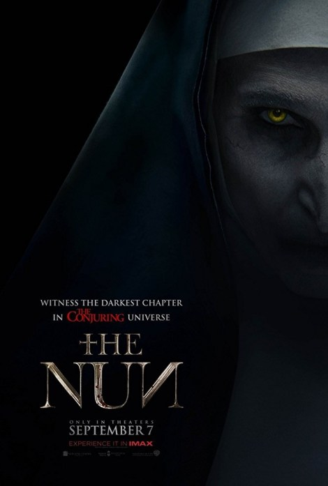 'The Conjuring' Universe Continues With The Teaser Trailer & Poster For 'The Nun' 2