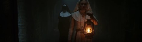 'The Conjuring' Universe Continues With The Teaser Trailer & Poster For 'The Nun' 5