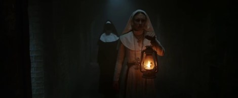 'The Conjuring' Universe Continues With The Teaser Trailer & Poster For 'The Nun' 1