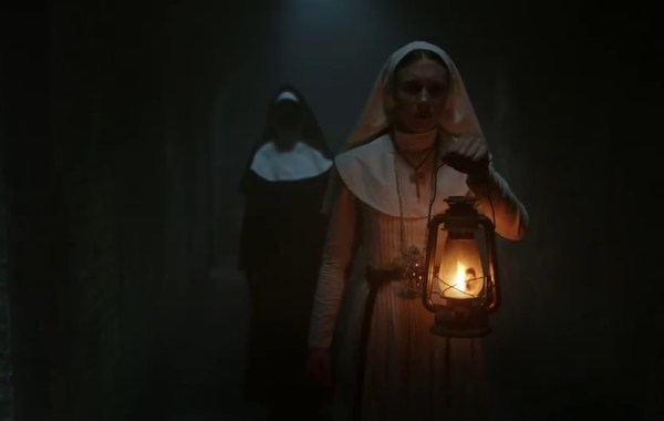 'The Conjuring' Universe Continues With The Teaser Trailer & Poster For 'The Nun' 20