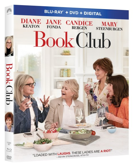 'Book Club'; Arrives On Digital August 14 & On Blu-ray & DVD August 28, 2018 From Paramount 4