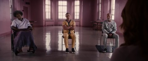 Heroes & Villains Collide In The First Trailer For M. Night Shyamalan's 'Glass' 1