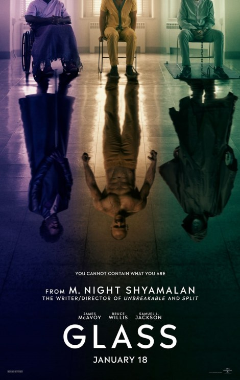 Heroes & Villains Collide In The First Trailer For M. Night Shyamalan's 'Glass' 2
