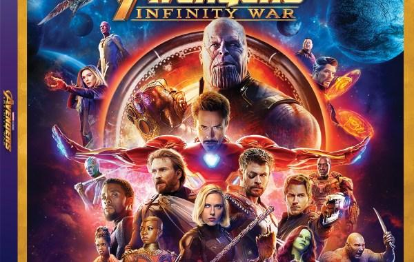 Marvel's 'Avengers: Infinity War'; Arrives On Digital July 31 & On 4K Ultra HD, Blu-ray & DVD August 14, 2018 From Marvel Studios 25