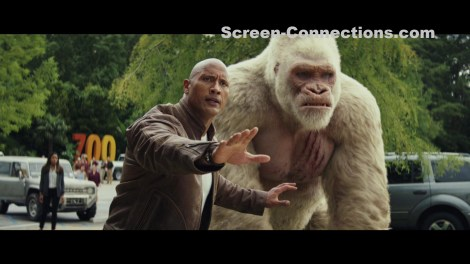 [Blu-Ray Review] 'Rampage': Now Available On 4K Ultra HD, Blu-ray, 3D Blu-ray, DVD & Digital From Warner Bros 2