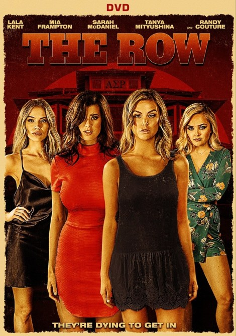 'The Row'; Arrives On Blu-ray & DVD September 25, 2018 From Lionsgate 3