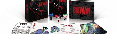 Watch The Remastered Opening Sequence, Plus New Release Date, Artwork & Details For 'Batman The Complete Animated Series' Limited Edition Blu-ray Box Set; Now Arriving October 30, 2018 From DC & Warner Bros 31