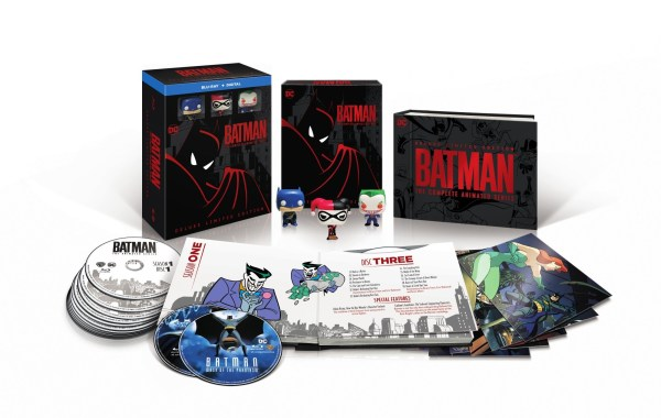 Watch The Remastered Opening Sequence, Plus New Release Date, Artwork & Details For 'Batman The Complete Animated Series' Limited Edition Blu-ray Box Set; Now Arriving October 30, 2018 From DC & Warner Bros 34