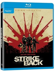 [GIVEAWAY] Win 'Strike Back: The Complete Fifth Season' On Blu-ray: Available On Blu-ray & DVD August 14, 2018 From Cinemax - HBO 1