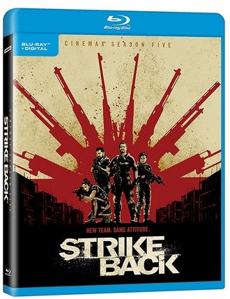 [GIVEAWAY] Win 'Strike Back: The Complete Fifth Season' On Blu-ray: Available On Blu-ray & DVD August 14, 2018 From Cinemax - HBO 2
