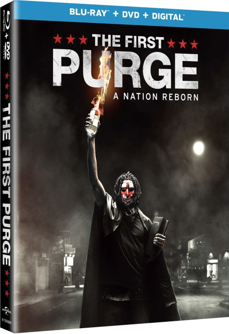 'The First Purge'; Arrives On Digital September 18 & On 4K Ultra HD, Blu-ray & DVD October 2, 2018 From Universal 8