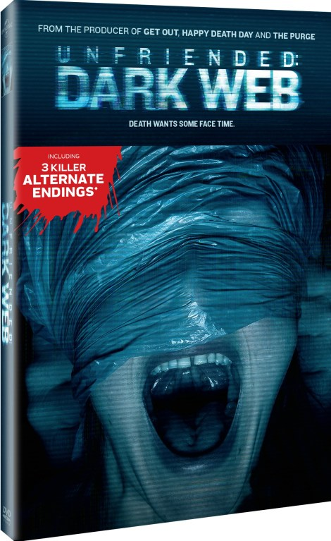 'Unfriended: Dark Web'; Arrives On Digital October 2 & On Blu-ray & DVD October 16, 2018 From Universal 7