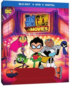 'Teen Titans GO! To The Movies'; Arrives On Digital October 9 & On Blu-ray & DVD October 30, 2018 From DC & Warner Bros 1