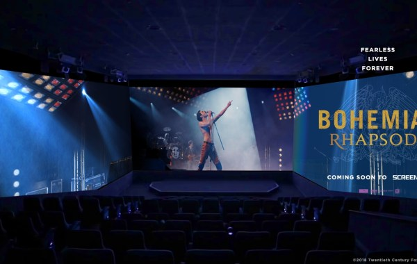 Queen Biopic 'Bohemian Rhapsody' To Receive Immersive ScreenX Release 13