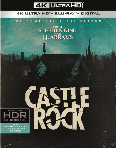 'Castle Rock: The Complete First Season'; Arrives On Digital October 15, 2018 & On 4K Ultra HD, Blu-ray & DVD January 8, 2019 From Warner Bros 2