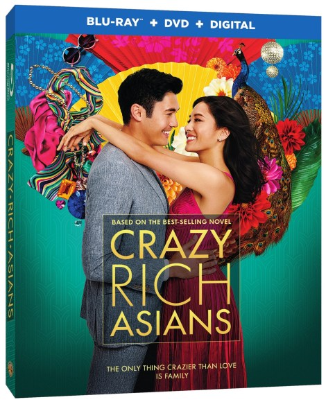 [GIVEAWAY] Win 'Crazy Rich Asians' On Blu-ray Combo Pack: Now Available On Blu-ray, DVD & Digital From Warner Bros 2
