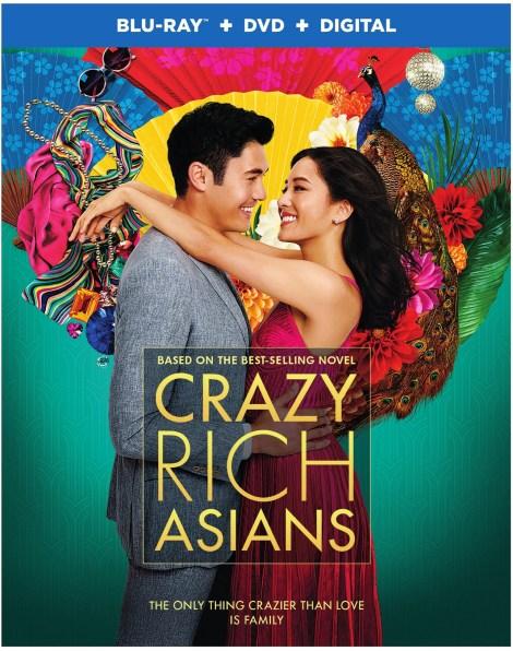 'Crazy Rich Asians'; Arrives On Digital November 6 & On Blu-ray & DVD November 20, 2018 From Warner Bros 2