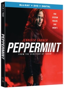 'Peppermint'; Arrives On Digital November 20 & On Blu-ray & DVD December 11, 2018 From Universal 1