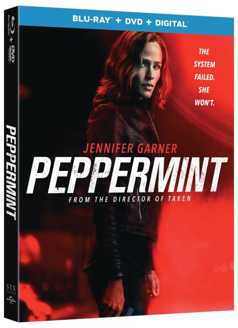 'Peppermint'; Arrives On Digital November 20 & On Blu-ray & DVD December 11, 2018 From Universal 4