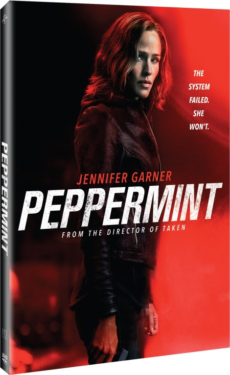 'Peppermint'; Arrives On Digital November 20 & On Blu-ray & DVD December 11, 2018 From Universal 7