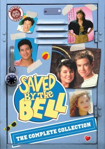 [DVD Review] 'Saved By The Bell: The Complete Collection':  Now Available On 16-Disc DVD Box Set From Shout! Factory 1