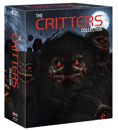 'The Critters Collection'; Full Details Revealed For The 4-Disc Blu-ray Box Set Arriving November 27, 2018 From Scream Factory 4