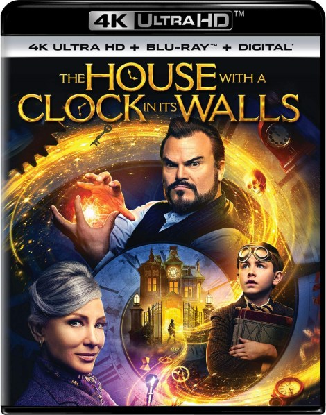 'The House With A Clock In Its Walls'; Arrives On Digital November 27 & On 4K Ultra HD, Blu-ray & DVD December 18, 2018 From Universal 4